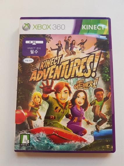Kinect Adventures Japones Original Para Xbox 360