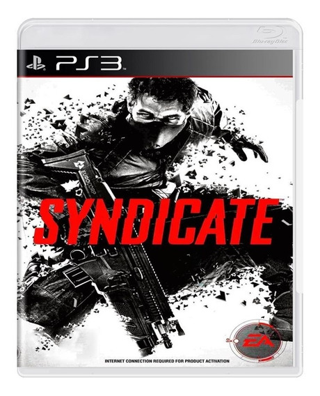Game - Syndicate - Ps3
