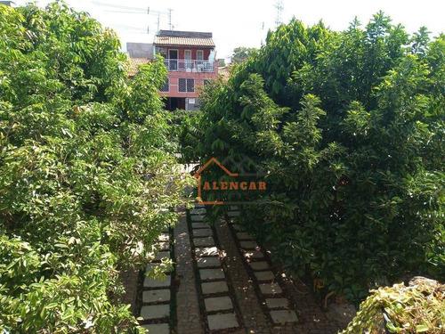 Casa À Venda, 220 M² Por R$ 480.000,00 - Cajuru Do Sul - Sorocaba/sp - Ca0037