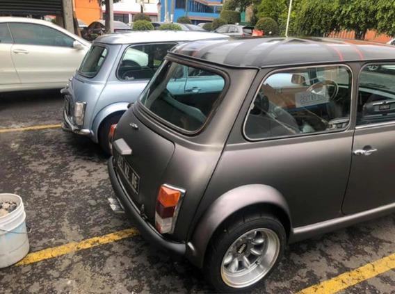 Mini Cooper Clasico 1989