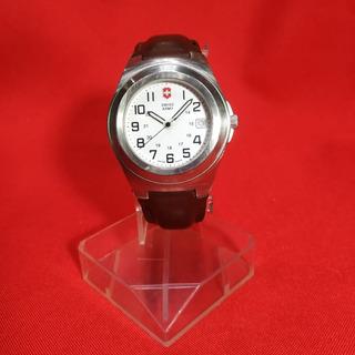 Relógio Victorinox Swiss Army Original - Pulseira De Couro