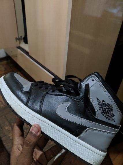 Nike Air Jordan 1 Shadow Tamanho 41