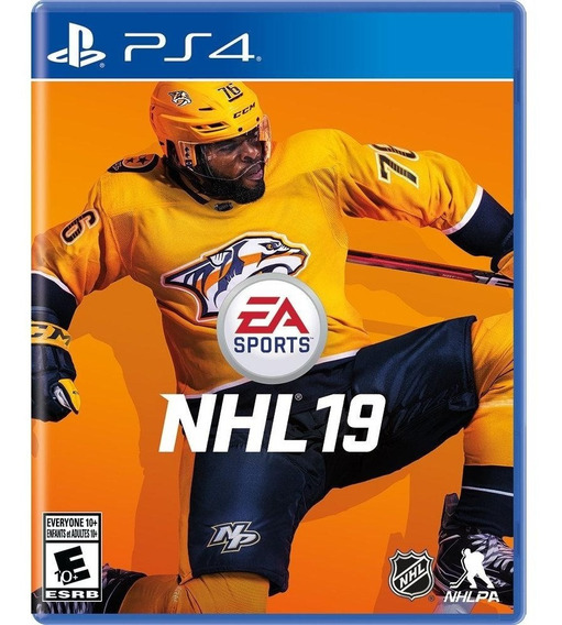 Nhl 19 - Ps4 Code 1 Env Agora