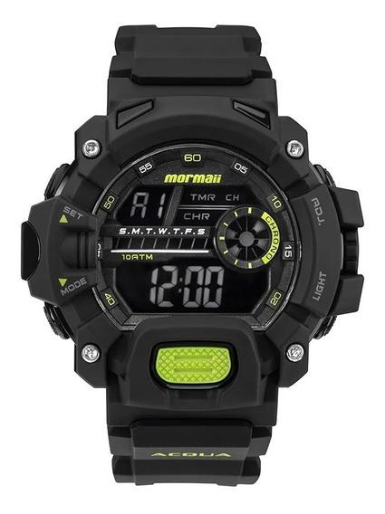 Relógio Mormaii Masculino Wave Mo1132ag/8v