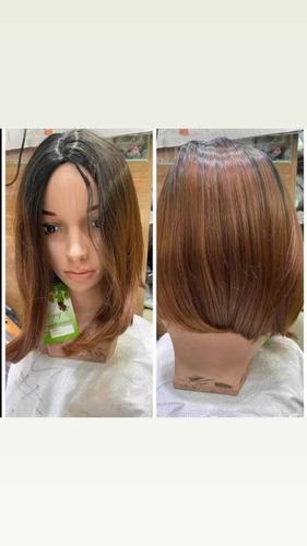 Lace Wig Fibra Futura Chanel