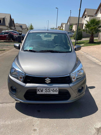 Suzuki Celerio 1.0 At Glx Ac Bt