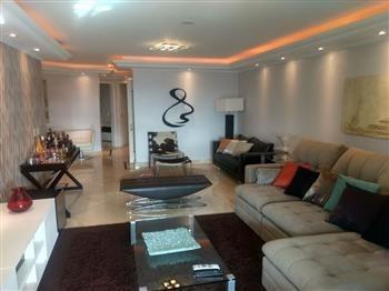 Apartamento Com 4 Dormitórios À Venda, 215 M² Por R$ 1.400.000 - Jardim - Santo André/sp - Ap35706