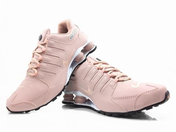 Tenis Nike Sxshox Nz Masculino E Feminino Pronta Entrega