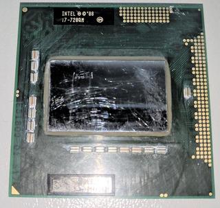 Procesador Core I7-720qm Notebook Socket Pga988 G1