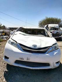 Toyota Siena 2012 Venta De Refacciones