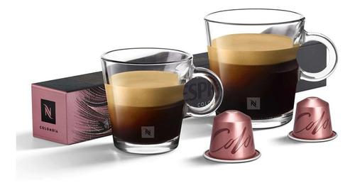 Cápsulas De Café Nespresso Colombia - 10 Cápsulas
