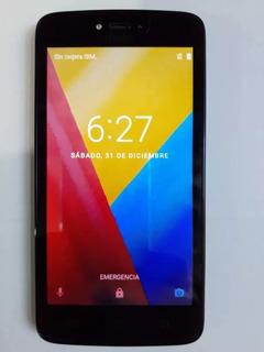 Celulares Motorola Moto C 5¨ 8gb 5mp Negro Usado Buen Estado