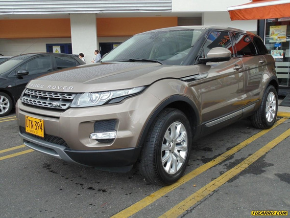 Land Rover Range Rover Evoque 2.0 Tp 4x4 Turbo
