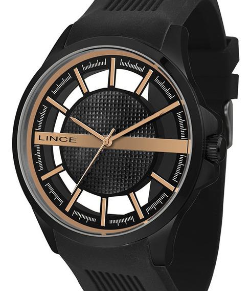 Relógio Lince Masculino Mrp4582s P1px C/ Garantia E Nf
