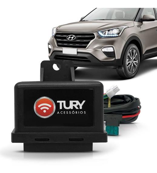 Módulo Eletrônico Para Engate Hyundai Creta 2017 2018 2019