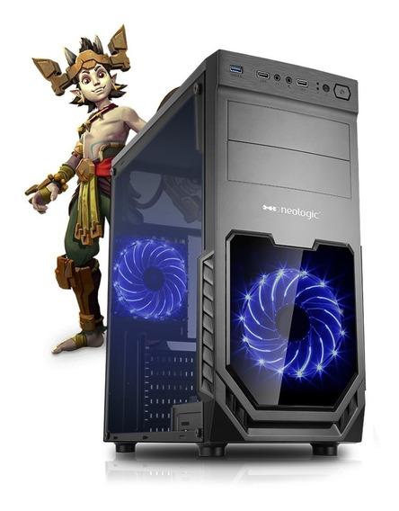 Pc Gamer Smart Pc Smt81314 Intel I5 8gb (gtx 1660ti 6gb) 1tb
