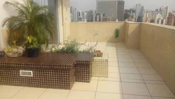 Cobertura Com 3 Quartos Para Comprar No Barro Preto Em Belo Horizonte/mg - Sim3377