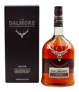 Whisky Dalmore Valour Single Malt D Litro C/est Envio Gratis