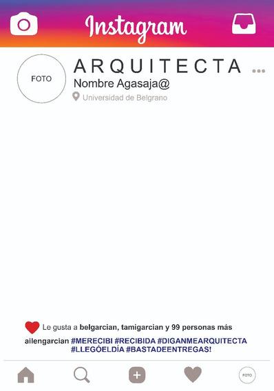 Cartel Marco Recibido/a + 8 Props Personalizados!!