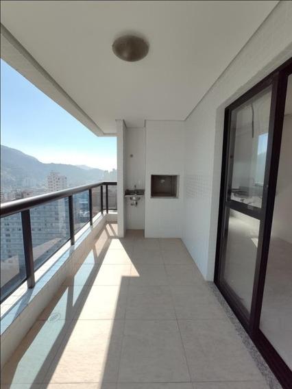 Flat Com 2 Dormitórios À Venda, 70 M² Por R$ 375.000 - Praia Das Pitangueiras - Guarujá/sp - Fl0030