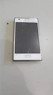 Celular LG E 615 Para Retirar Peças Os 001