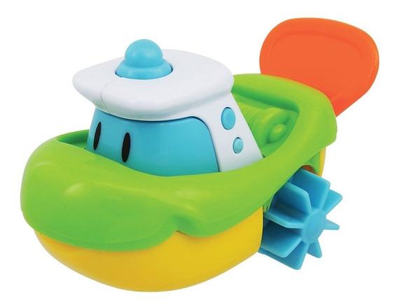 Brinquedo Para Banho E Piscina Barquinhos A Corda Dican