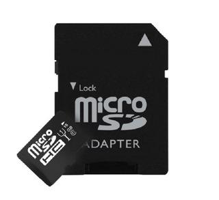 Cartão Memória Micro Sd Hyundai 16gb + 1 Adpt. Cl10 Sdc16gu1
