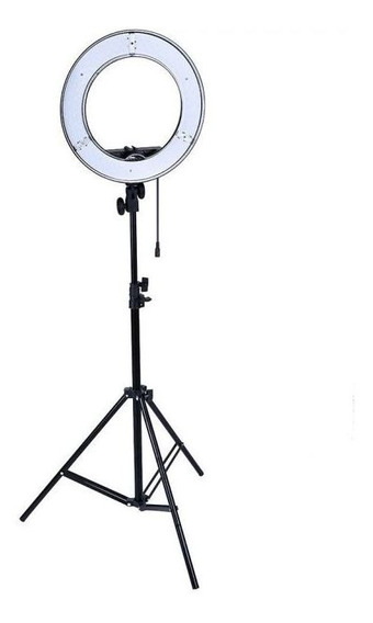 Ring Light, Mais Clareza Para A Sua Vida!!!