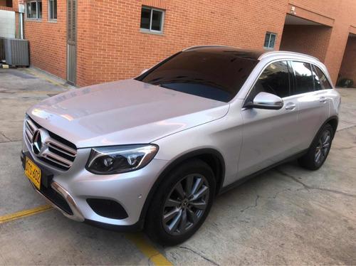 Mercedes-benz Clase Glc 2017 2.0 4matic