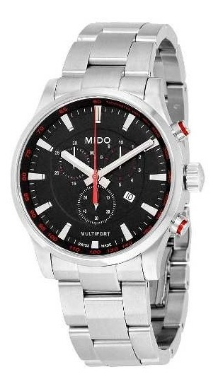 Relógio Mido Multifort M0054171105100 Cronografo Original