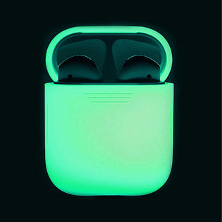 Funda De Protección Luminosa AirPods.