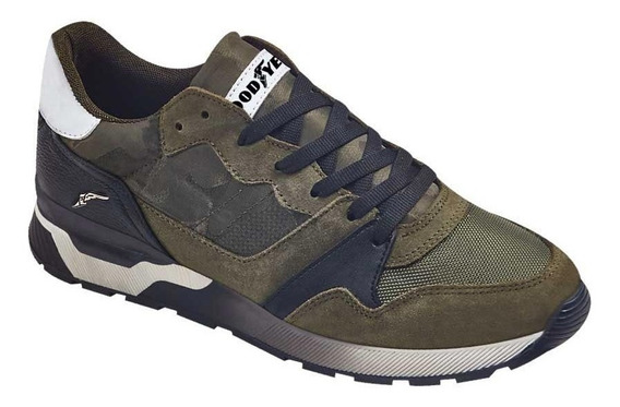 Tenis Casual Hombre Goodyear 00dp Id-825992 F9 Msi