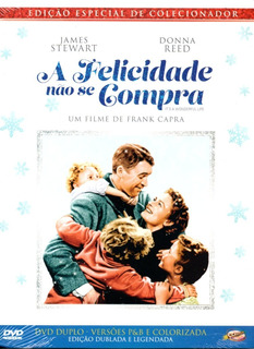 Dvd A Felicidade Nao Se Compra - Classicline - Bonellihq L19