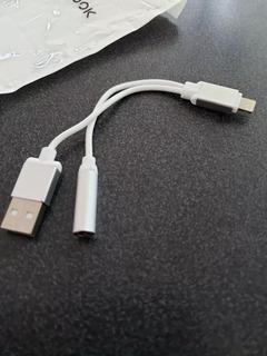 Oferta Adaptador Audifono De iPhone 7,8,x,xs Max
