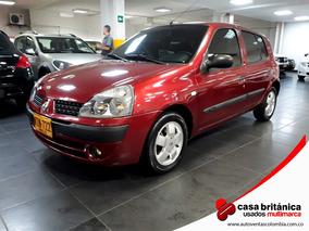 Renault Clio Autiomatico 4x2 Gasolina