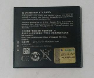 Bateria Microsoft Bl-l4a Nokia Lumia 535 N535