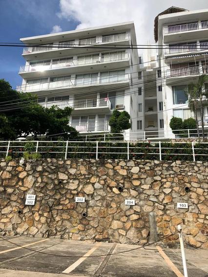 Se Vende Departamento En El Condominio Roca Sol En La Colonia Club Deportivo, Acapulco