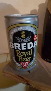 Lata Cerveza Antigua