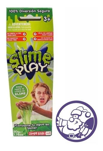 Imagen 1 de 4 de Slime Play 50g Diversión Pegajosa Varios Colores