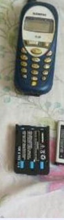 Celular Antigo Siemens A40 Original (operadora Oi)