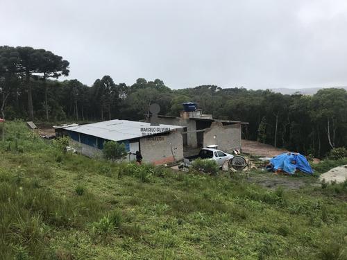 Chácara A Venda No Bairro Centro Em Bocaiúva Do Sul - Pr.  - 453-1