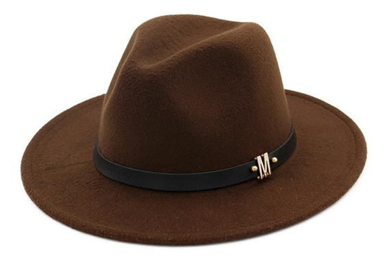 Sombrero Unisex Fedora Vintage Hipster Hombre, Mujer