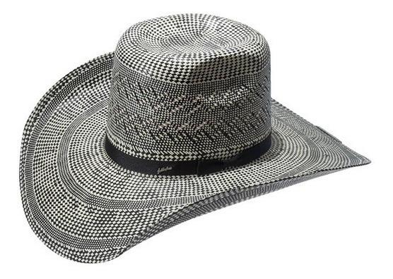 Sombrero Artesanal 30x Pro-bull Bicolor Natural-negro