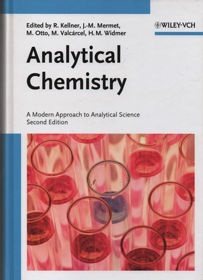 D1195 - Analytical Chemistry - R. Kellner