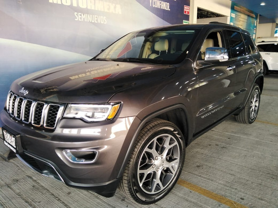 Jeep Grand Cherokee Limited Lujo V6 2019