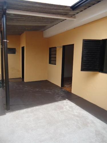 Casa Residencial - 1 Dormitório - Vila Mariana - Ribeirão Preto - Ca0081