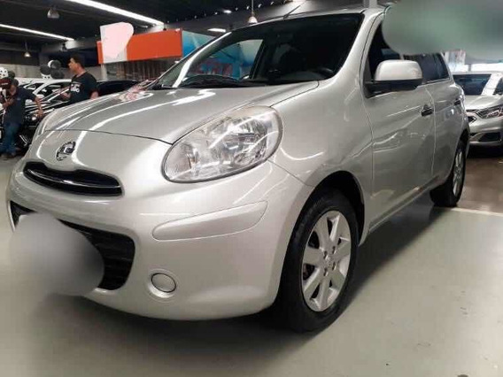 Nissan March 1.6 S 5p 2013