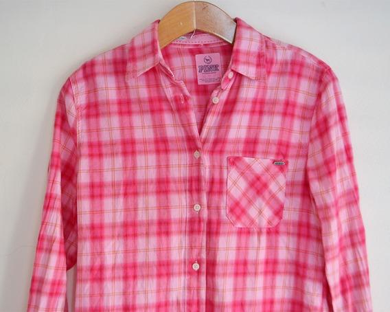 Camisa Pink Victoria Secret Talle Xs