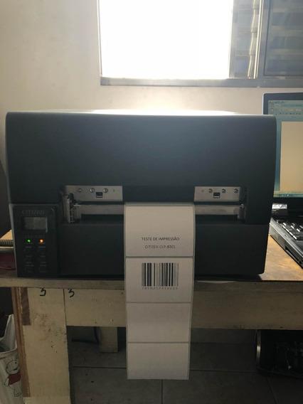 Impressora De Código De Barras Citizen Clp-8301 - 228,6 Mm