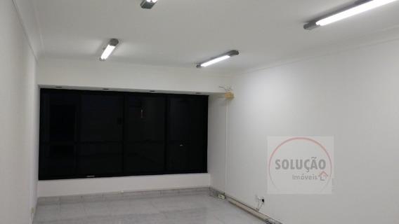 Sala A Venda No Bairro Barcelona Em São Caetano Do Sul - - 782-1